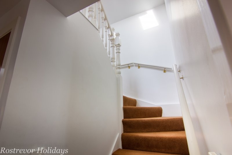 Roosley, Stairs, Rostrevor Holidays