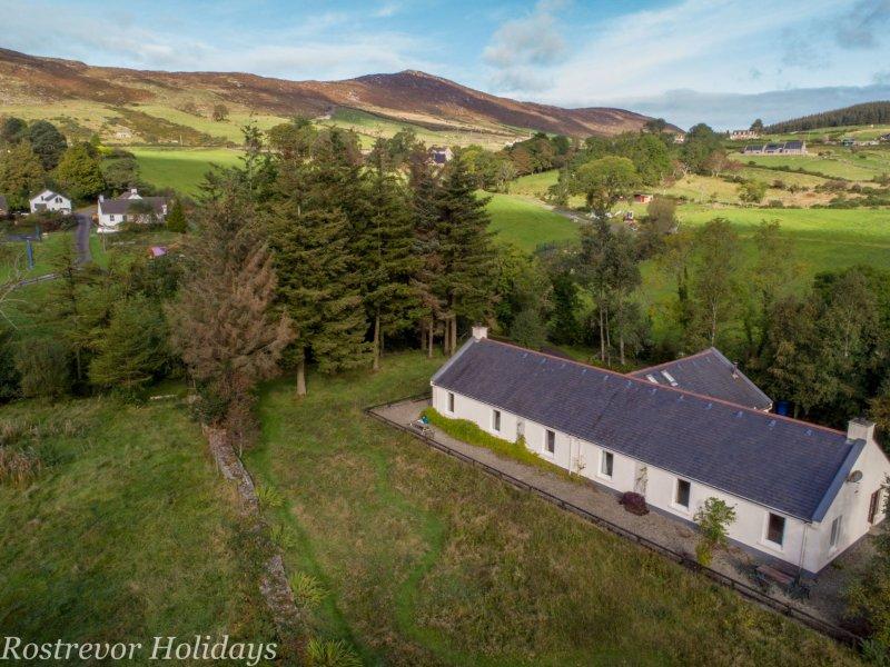 Carnaclasha-and-Owenabwee-Aerial-View-Rostrevor-Holidays-3