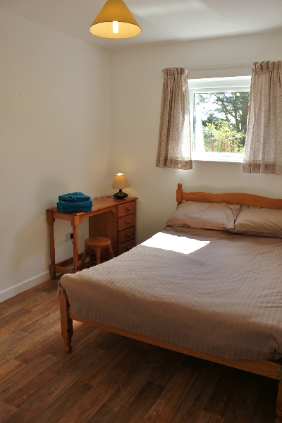 Double Bedroom, Leckan Mor Cottage, Vacation Rental Ireland
