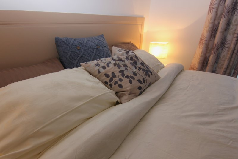 Comfortable Bed, Slieve Meel, Child Friendly, Rostrevor Holidays