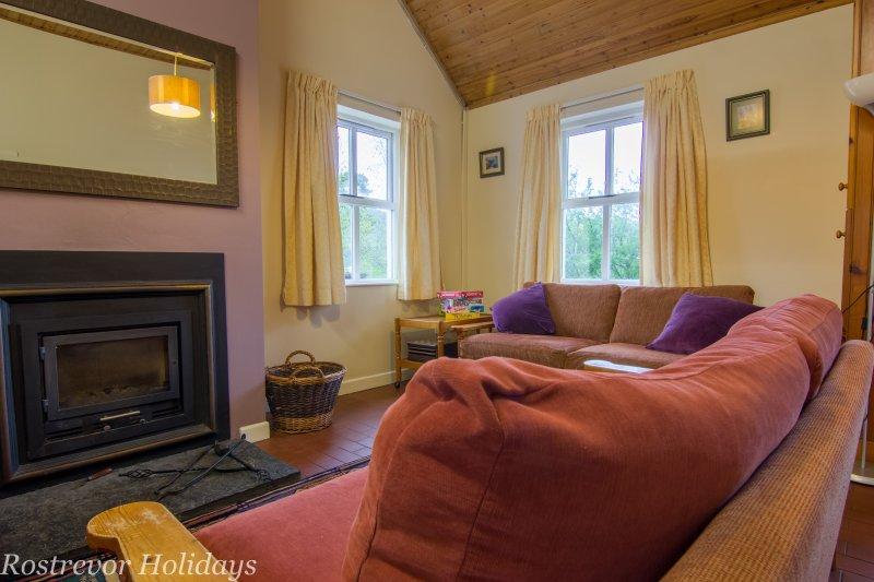 Living Room Holiday Cottage Ireland