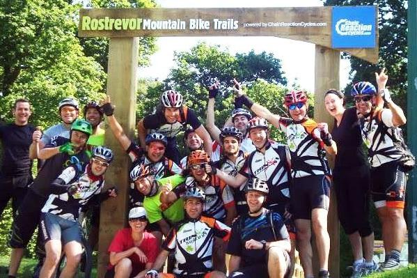 Mountain Bike Rostrevor Trails
