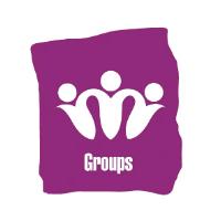 Groups Symbol - RGB