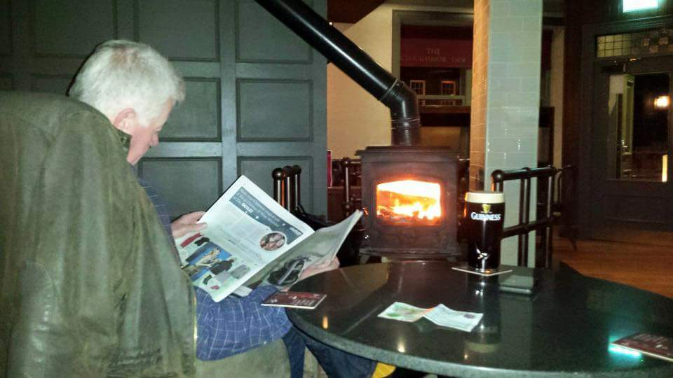 Cloughmor Inn, Rostrevor (Pic. Cloughmor FB page)