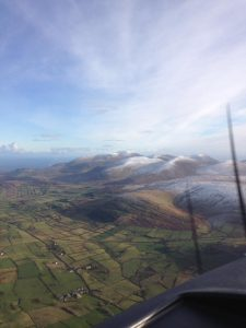 View the Mournes from the Sky